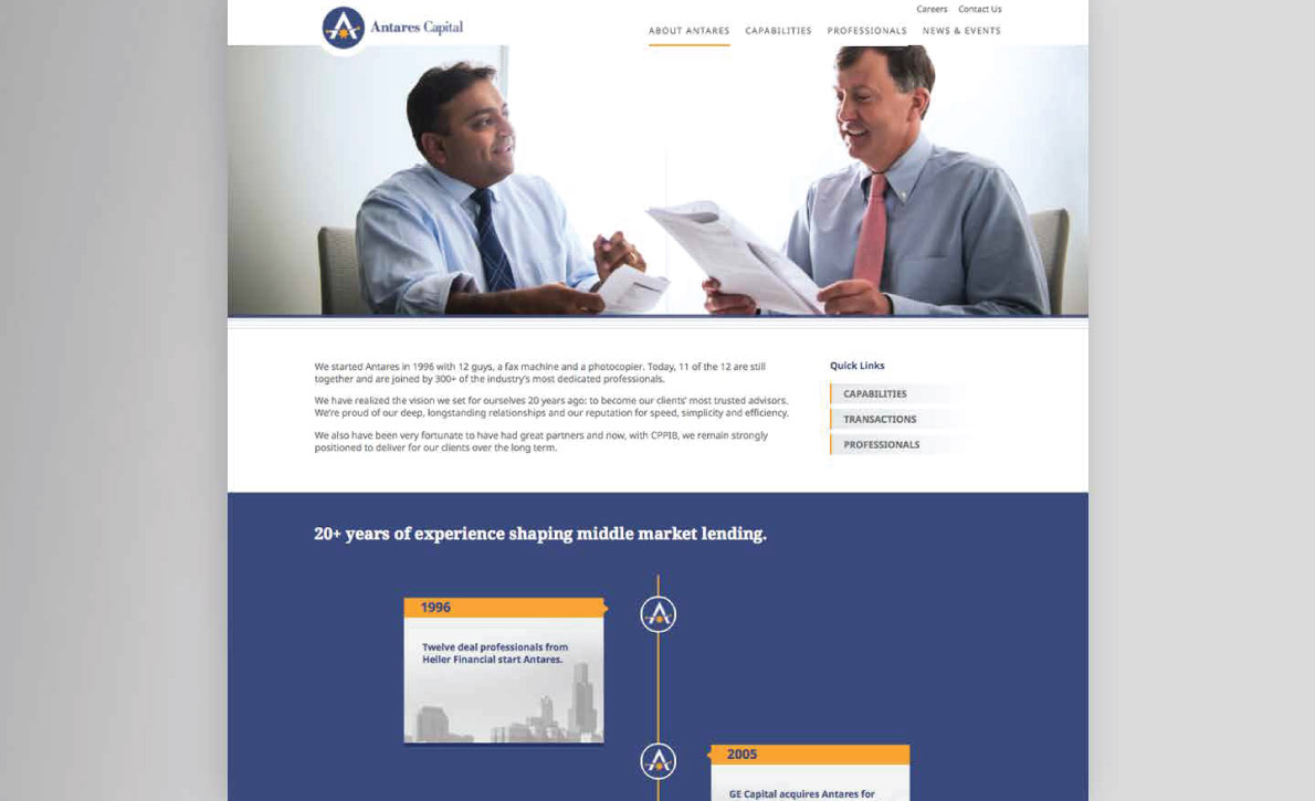 Antares Capital by The Monogram Group