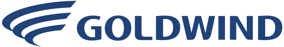 Goldwind logo by The Monogram Group