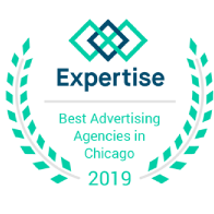 Expertise Award - Best Advertising Agencies in Chicago 2019
