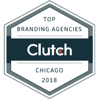 Clutch Award - Top Branding Agencies in Chicago 2018
