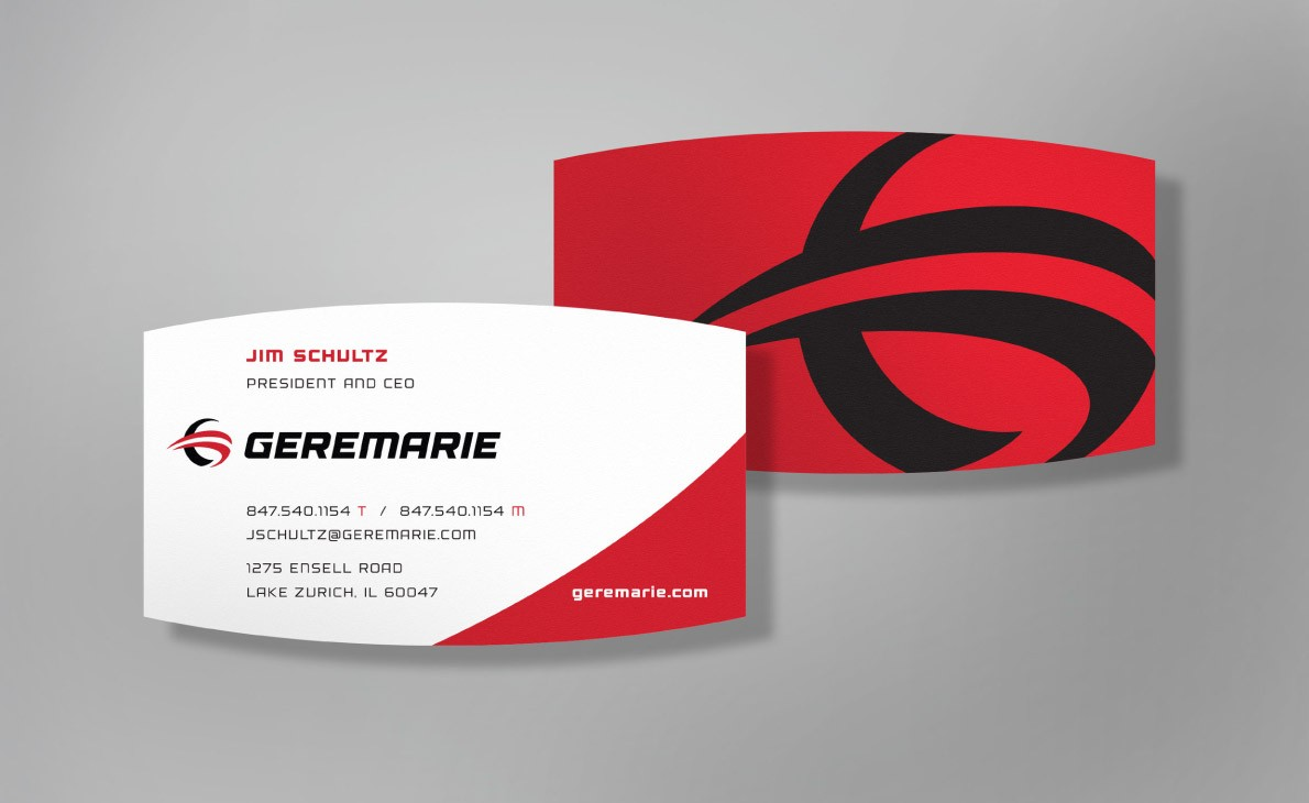 Geremarie business cards