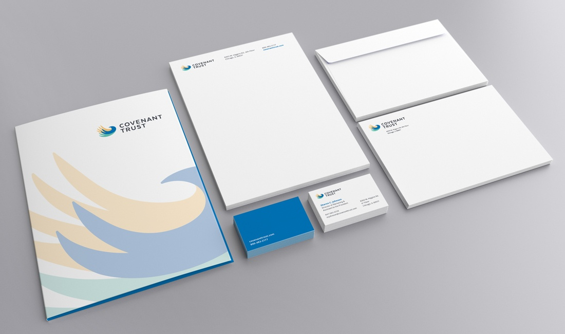 Covenant Trust Stationery