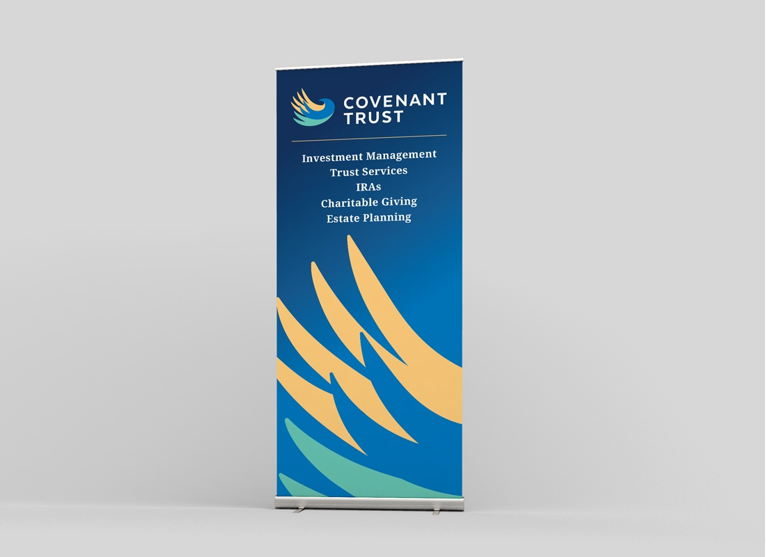 Covenant Trust Trade Show Display