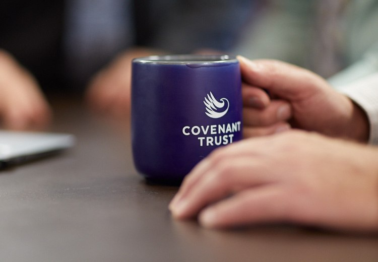 Covenant Trust Branded Swag