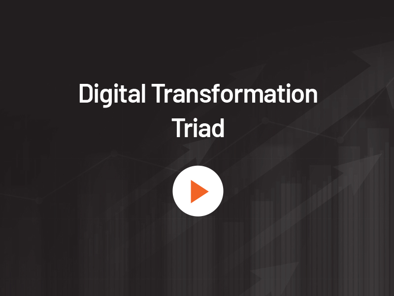 Digital Transformation Triad